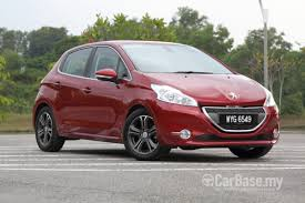 peugeot 208 sedan peugeot 208 2015 1 6 vti 5 door in malaysia reviews specs