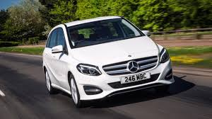 cars mercedes benz 2017 mercedes benz b class review top gear