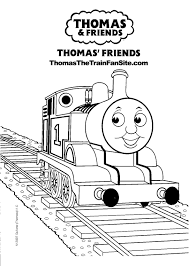 thomas coloring thomas coloring tryonshorts drawing 9052