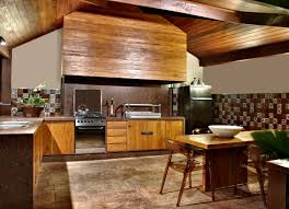 awesome art deco kitchen design ideas with living space wooden