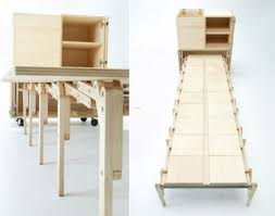 Space Saving Dining Table Models Space Saving Bunk Bed In Decor By Csmonitor