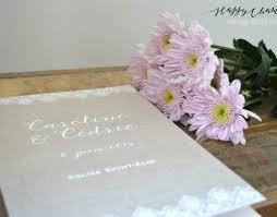 livre de messe mariage couverture livret de messe programme de cérémonie a commander