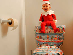 baby on the shelf turns infant into real on the shelf