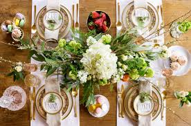 Set A Table by Nate Berkus Interiors Mother U0027s Day Tablesetting Nate Berkus