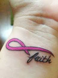 cancer tattoos ideas on cancer ribbon tattoos