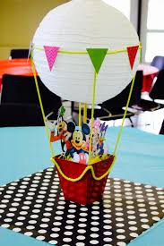 hot air balloon centerpiece 67 best hot air balloon party images on hot air