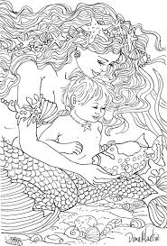 91 best mother and child coloring pages images on pinterest