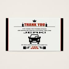 offensive business cards parking business cards offensive business cards awesome stuff to