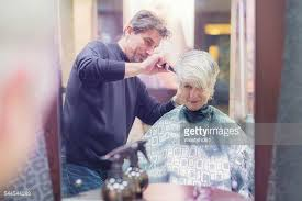 old ladies hair salon old ladies hair salon stock photos and pictures getty images