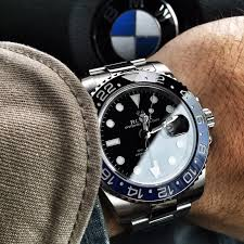 rolex gmt master ii 116710 blnr purchased from uk jewellers in