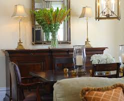 Lamps For Dining Room Buffet by Inspired Uttermost Lamps In Dining Room Traditional With Buffet