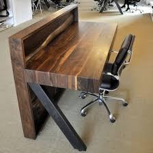 custom made reception desk 23 diy computer desk ideas that make more spirit work reception