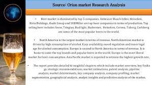 top 5 light beers global beer market
