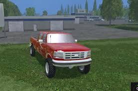 Ford F250 Truck Box - 1992 ford f250 crew cab long box gas v1 0 fs15 farming simulator