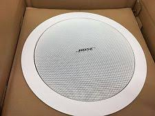 Flush Mount Ceiling Speakers by Bose Pro Audio Pa Speakers Ebay