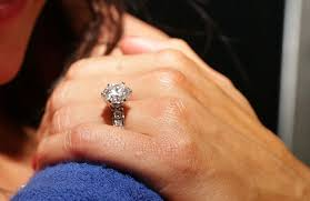 fiancee ring pics s engagement ring from cena see