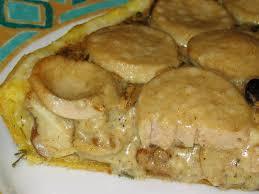 cuisiner le boudin blanc tarte forestière au boudin blanc la cuisine de