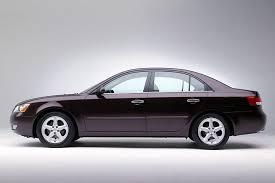 how much is a 2006 hyundai sonata worth 2006 hyundai sonata overview cars com