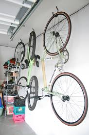 hang bikes in the garage check dream green diy