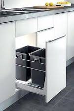 Kitchen Cabinet Trash Can Pull Out Trash Can Ebay