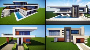 house ideas 4 plush design minecraft 30 awesome modern house