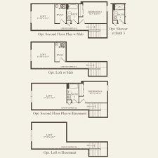 hvac floor plan ascend at camelot nine encore collection in plymouth minnesota