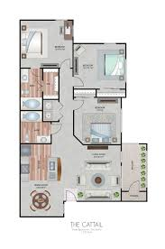 club floor plan 3 beds 2 baths apartment for rent in baytown tx oxford at country