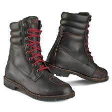 Comfortable Brown Boots Best Everyday Waterproof Motorcycle Boots Comfortable Commuter Boot