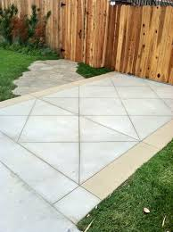 Cutting Patio Pavers Cut Concrete Driveway With Color Band And Mega Arbel Paver