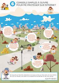 poster pour enfant netpublic internet et réseaux sociaux 2 infographies de