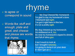 Rhyme Desk Poetry Vocabulary Theme 1 Off To Adventure Beats Pulses That