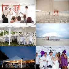 tent rentals jacksonville fl wedding rentals sun sea weddings