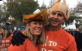 sacramento s run for the hungry is nation s largest turkey trot