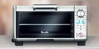 How A Toaster Oven Works Breville Bov450xl Mini Smart Oven Review