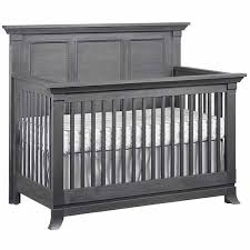 Gray Convertible Crib Ozlo Baby Hamilton 4 In 1 Convertible Crib Marble Gray Jcpenney