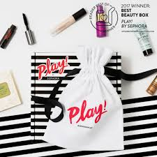 sign up for play by sephora monthly beauty subscription box