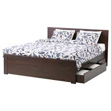ana white farmhouse storage bed with drawers diy projects inside