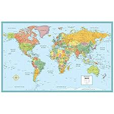 world map with country names and latitude and longitude rand mcnally rm528959948 rand mcnally color 50 x