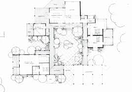 house plans with a courtyard modern house plans courtyard lovely the courtyard house