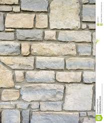 stone brick cracked exterior wall of 17th century stately home stock exterior