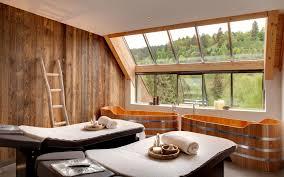 spa d exterieur bois séjour spa u0026 thalasso dans un spa hôtel de luxe relais u0026 châteaux