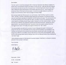 recommendation letter for student volunteer cover letter templates