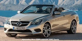 mercedes e400 cabriolet amg sport plus mercedes e class e400 cabriolet specs in south africa cars