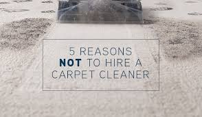 5 reasons not to hire a carpet cleaner vax blog