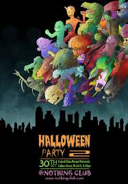 halloween poster by ibiliss on deviantart