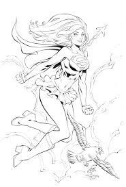 supergirl wwc by markstegbauer on deviantart