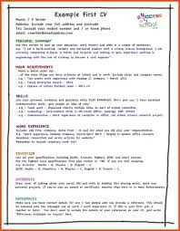 exles of elementary resumes gallery of my resume template resumes moa format sles
