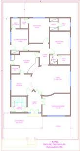 3d Front Elevation Com 8 Marla House Plan Layout Elevation by House Plan Drawing 40x80 Islamabad Design Project Pinterest