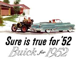 1952 buick body changes hometown buick