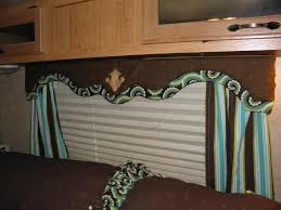 How To Make Window Cornice How To Recover Cornice Boards In An Rv Fabgrandma